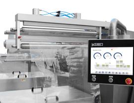 包裝機械新趨勢,食品包裝攜手自動化